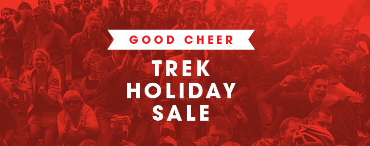 Trek Holiday Sale